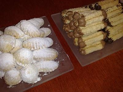 صورة حلويات العيد بالصور سهلة , اشهي حلويات للعيد