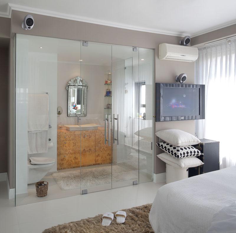 صورة حمامات داخل غرف النوم , احدث اشكال حمامات غرف النوم