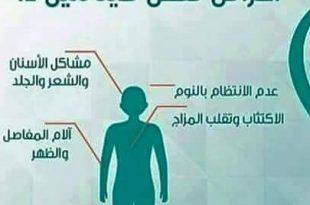 صورة اسباب نقص فيتامين د , نقص فيتامين د والاطعمه التي تحتوي عليه