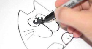 بالصور رسومات سهله وحلوه , اجمل الرسومات السهله والبسيطه 4997 7 310x165