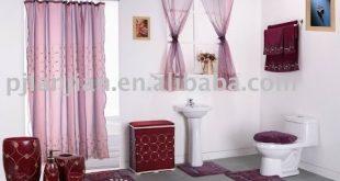 بالصور ستائر حمامات , اشكال مختلفة وجذابة جدا لستائر الحمامات 1560 12 310x165
