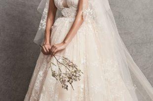 صوره فساتين زفاف زهير مراد 2019 , فساتين الزفاف لزهير مراد والتي تناسب كل الاذواق