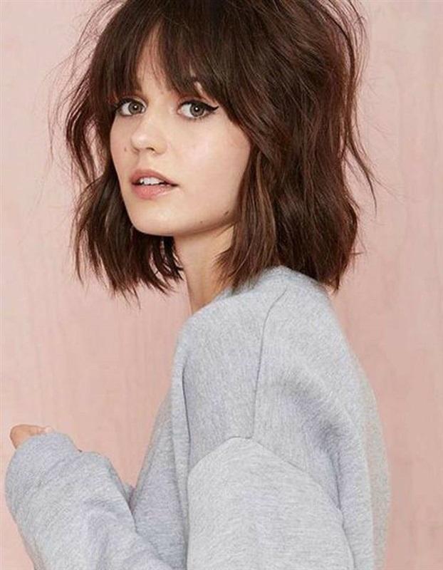 صورة احدث قصات الشعر القصير , قصات شعر قد تفقدك اعصابك وتغير رايك بشان الشعر القصير