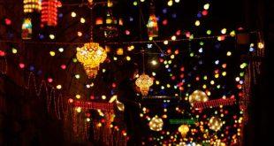 صوره صور عن شهر رمضان , تهنئة حلول شهر رمضان بشكل جديد وغير تقليدي