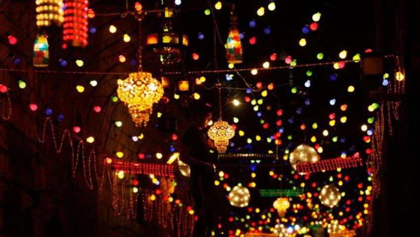 صور صور عن شهر رمضان , تهنئة حلول شهر رمضان بشكل جديد وغير تقليدي