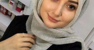 صوره صور بنت محجبه , الحجاب زينة للوجه غيري شكل طرحتك التقليدي بطرق لفات عصرية