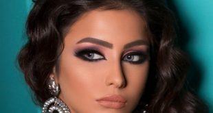 صوره مكياج خليجي , كيفية الظهور باللوك الخليجي