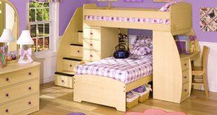 صور غرف نوم للاطفال , كيفية استغلال مساحة صغيرة من منزلك لعمل غرفة روعة لطفلك