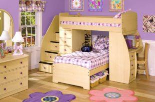 صوره غرف نوم للاطفال , كيفية استغلال مساحة صغيرة من منزلك لعمل غرفة روعة لطفلك