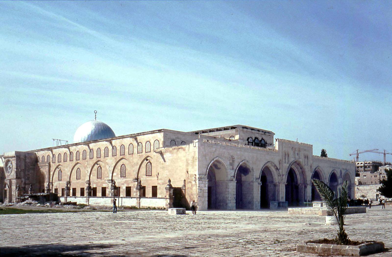 بالصور صور المسجد الاقصى , المسجد الاقصي هو احد اكبر مساجد العالم 1990 11