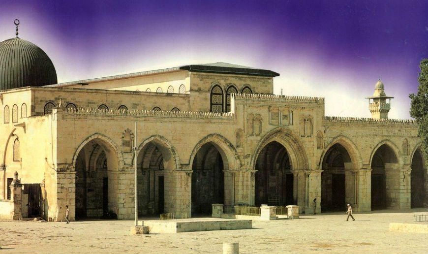 بالصور صور المسجد الاقصى , المسجد الاقصي هو احد اكبر مساجد العالم 1990 13