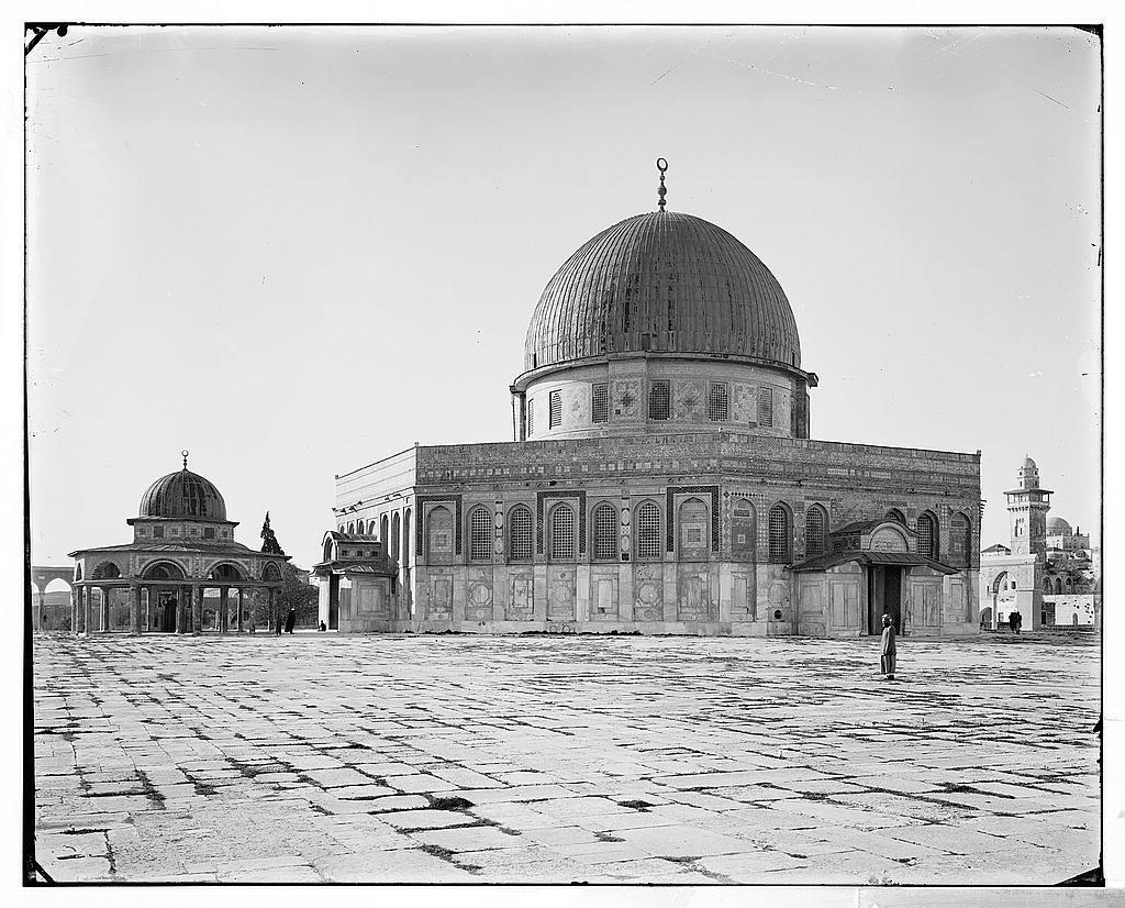 بالصور صور المسجد الاقصى , المسجد الاقصي هو احد اكبر مساجد العالم 1990 4