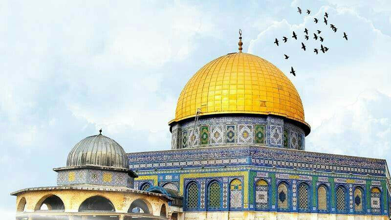 بالصور صور المسجد الاقصى , المسجد الاقصي هو احد اكبر مساجد العالم 1990 7