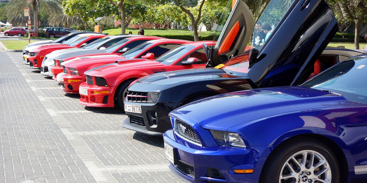 صورة سيارات الامارات , الموديلات الحديثة للسيارات المتوفرة في الامارات 2008 2