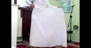 صورة كيفية لبس الاحرام , ما الطريقة الصحيحة للبس الاحرام ؟
