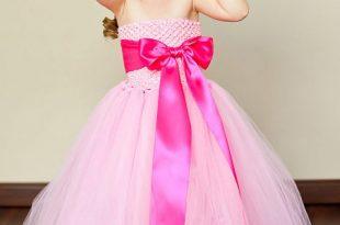 بالصور فساتين اطفال بنات , اشيك لبس بناتى للاطفال 2579 11 310x205