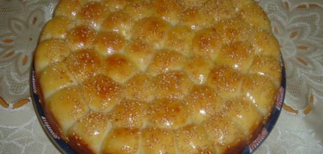 صورة اكلات رمضانية جزائرية , جمال الافطار فى الجزائر