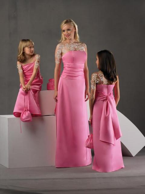 بالصور فساتين طويله فخمه , جمال الفساتين الطويلة وشياكتها على الفتاة 2684 10