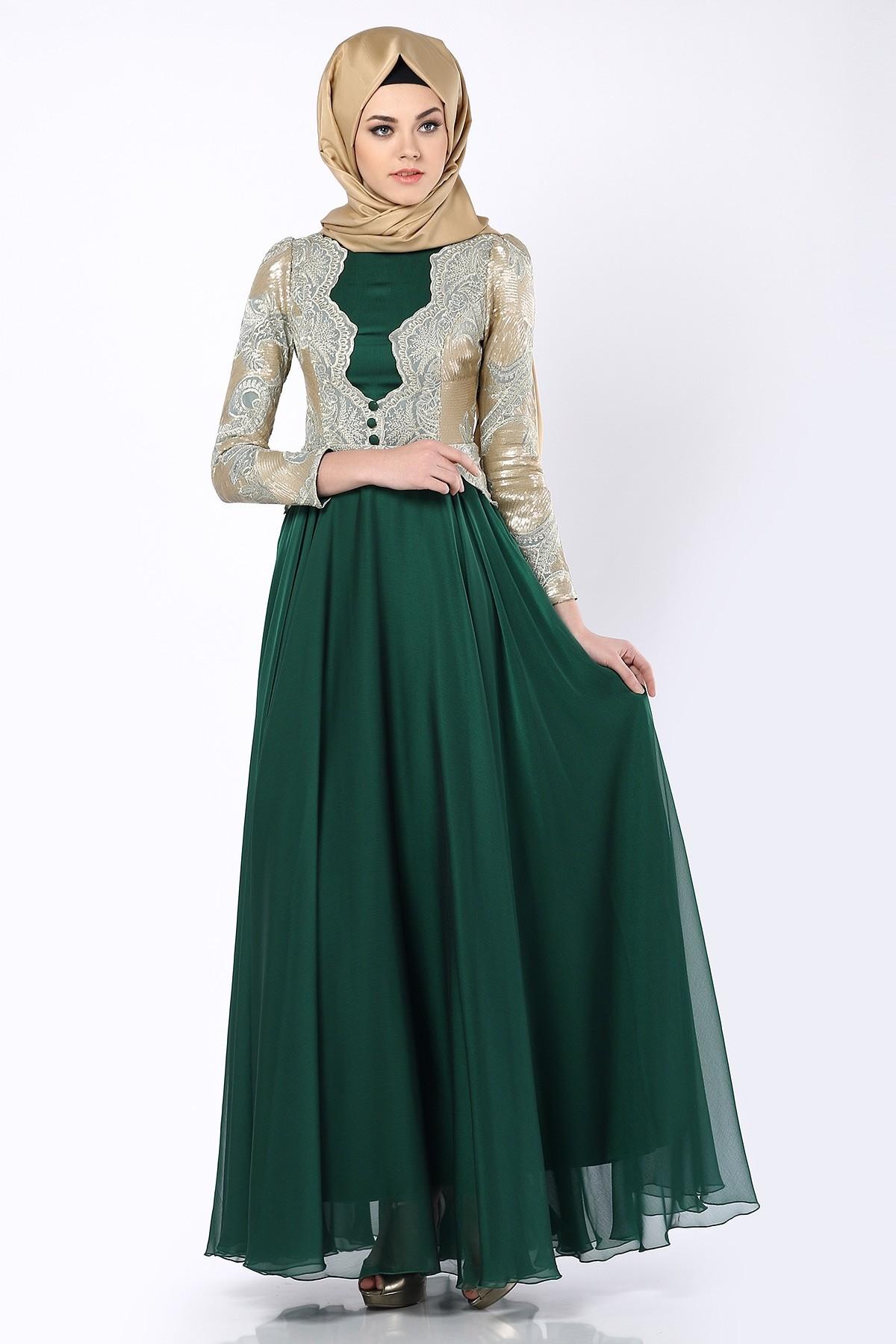 بالصور فساتين طويله فخمه , جمال الفساتين الطويلة وشياكتها على الفتاة 2684 5