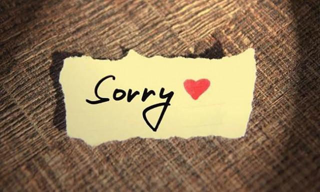 بالصور رسالة اعتذار لحبيبتي , رسائل اسف لحبيبة عمرى 2753 4