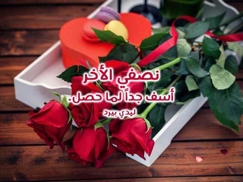 بالصور رسالة اعتذار لحبيبتي , رسائل اسف لحبيبة عمرى 2753 6