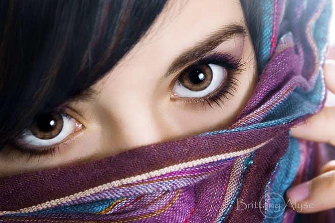 بالصور صور عيون ساحرة , اجمل عيون فى العالم 2806 5