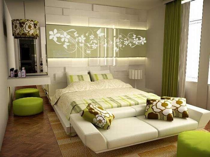 صورة اجمل ديكورات غرف النوم , جمال غرف النوم واناقتها