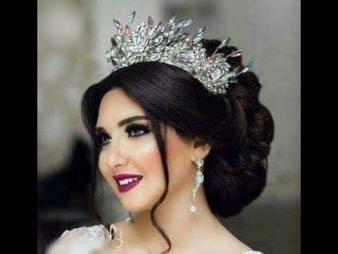 بالصور تسريحات عرايس , جمال تسريحه العروسه 2845 15