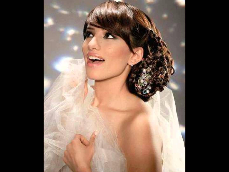 بالصور احلى تسريحه عروس , تسريحه شعر العروسه 2846 12