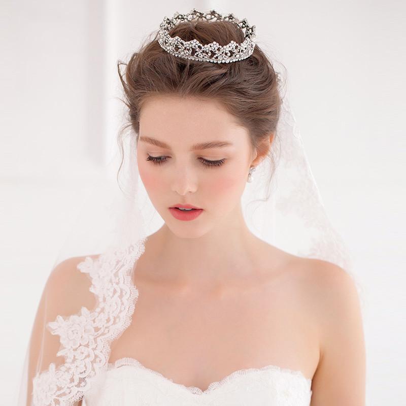 بالصور احلى تسريحه عروس , تسريحه شعر العروسه 2846 3