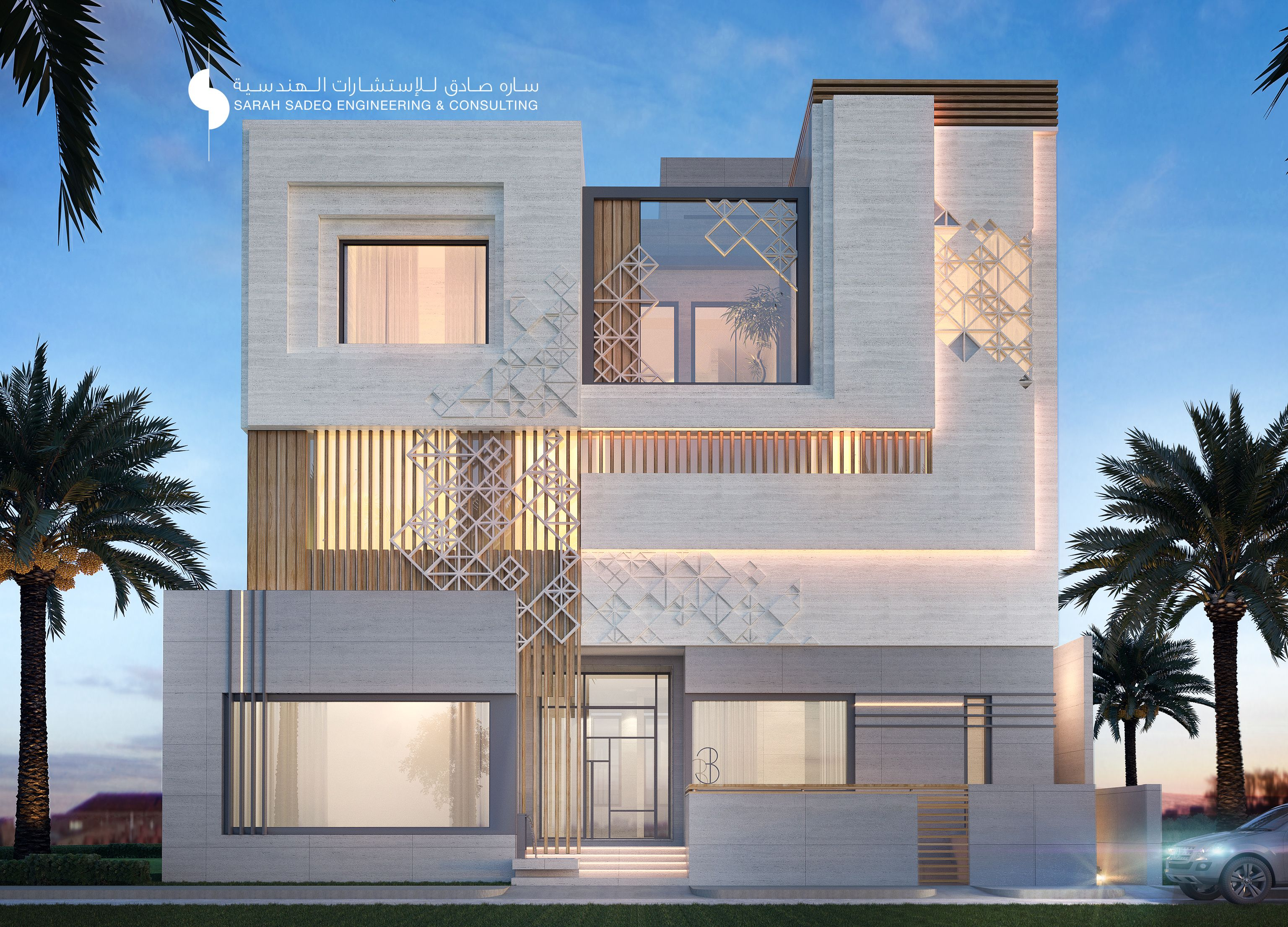 بالصور تصميم منازل , اناقه التصميم الخارجى للمنزل 2868 1