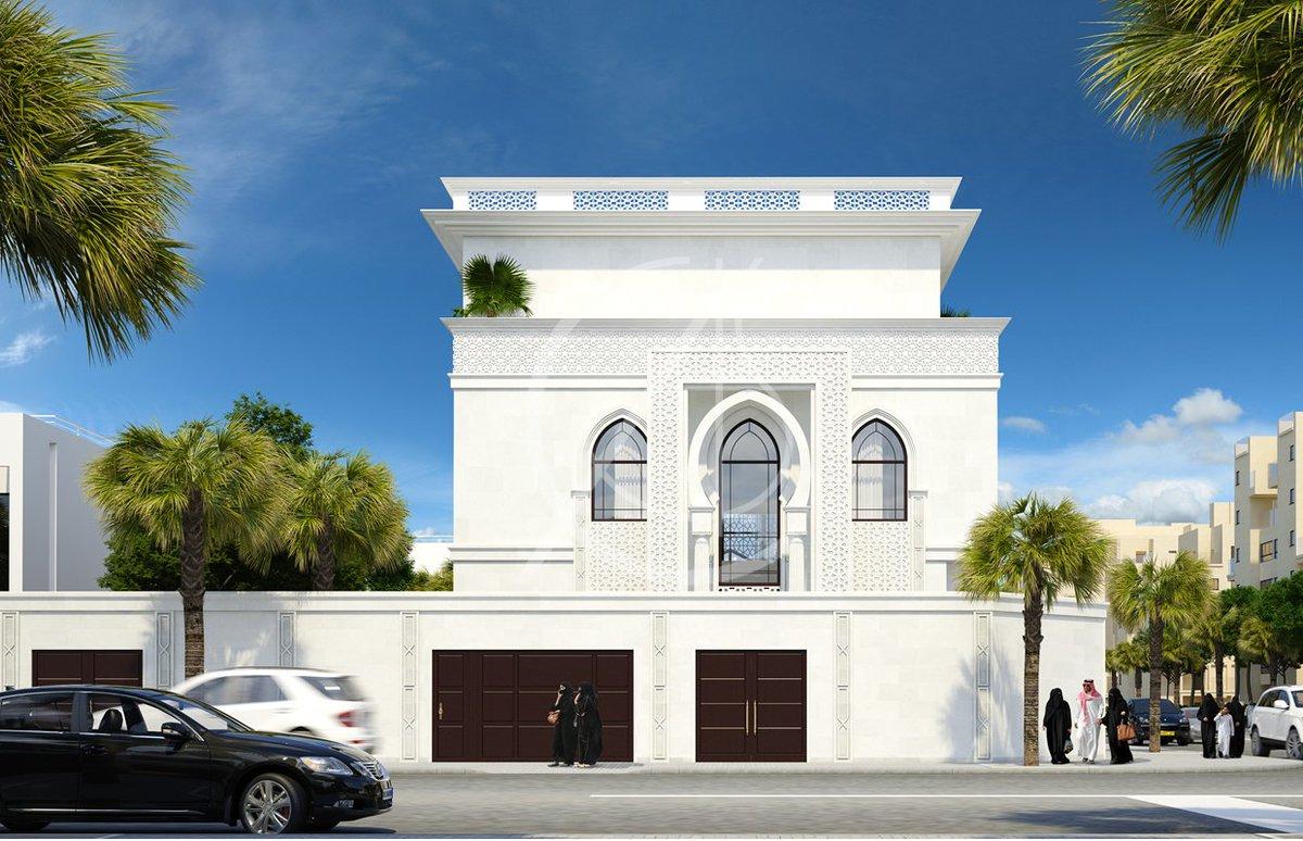 بالصور تصميم منازل , اناقه التصميم الخارجى للمنزل 2868 2