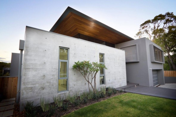 بالصور تصميم منازل , اناقه التصميم الخارجى للمنزل 2868 4