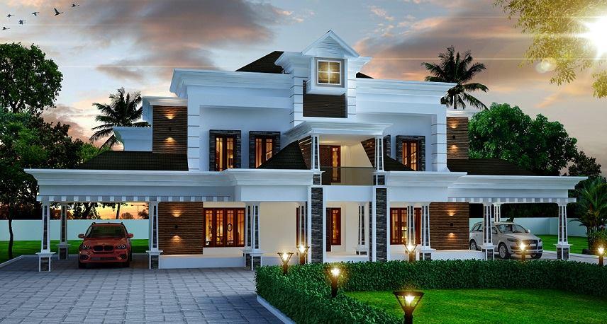 بالصور تصميم منازل , اناقه التصميم الخارجى للمنزل 2868 7
