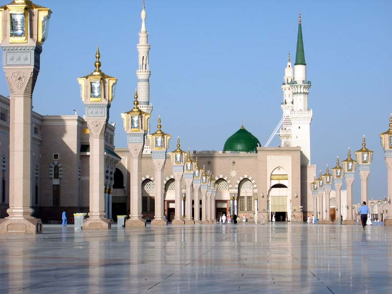 بالصور صور المدينة المنورة , مظاهر جمال المدينه المنورة 2906 7