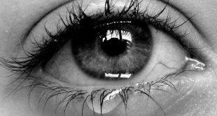 صورة صور عيون تبكي , مشاعر الدموع عند البكاء