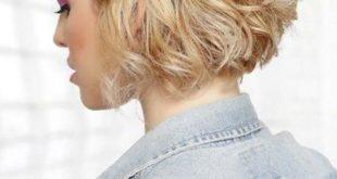 صورة تسريحات شعر قصير , جمال تسريحات البنات