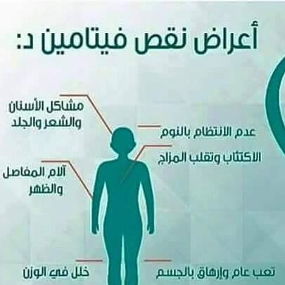 صورة اعراض نقص فيتامين د , كيف نعلم بنقص فيتامينات الجسم