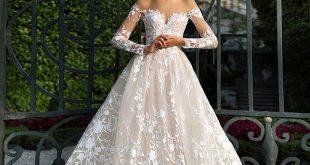 صوره احدث فساتين الزفاف , اجمل فساتين العروسه
