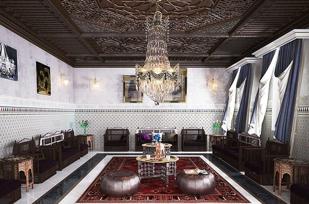 بالصور ديكور مغربي , ديكور دولة المغرب المتميز 3066 10