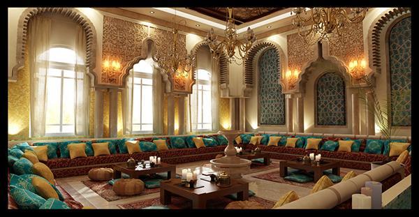 بالصور ديكور مغربي , ديكور دولة المغرب المتميز 3066 6