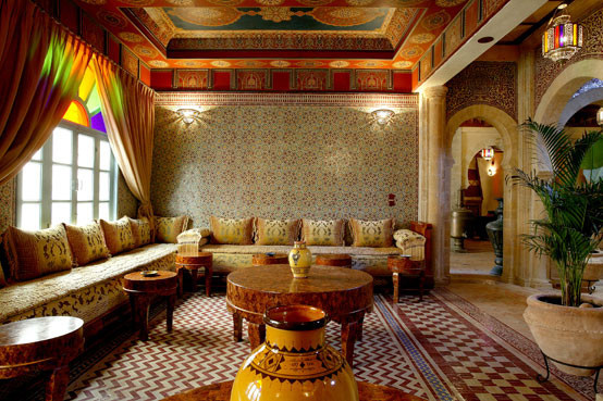 بالصور ديكور مغربي , ديكور دولة المغرب المتميز 3066 7