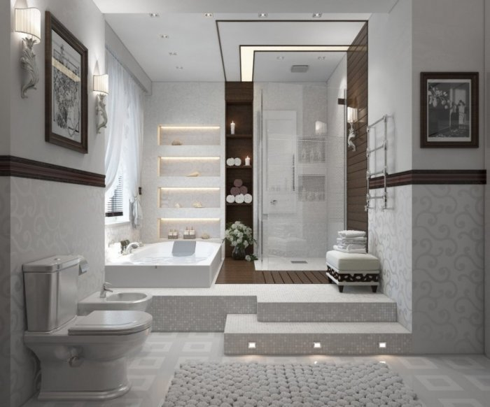 بالصور ديكورات الحمامات , ديكورات متنوعة للحمامات الحديثة 3067 2