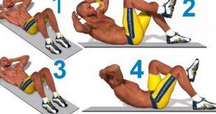 صور تمارين عضلات البطن , قوى عضلات بطنك
