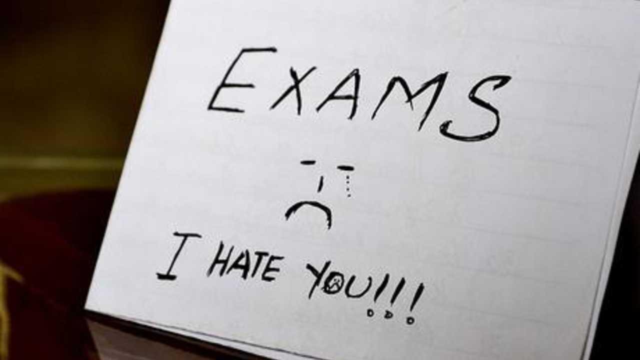 بالصور صور عن الامتحانات , صور وعبارات عن الامتحانات 3104 1