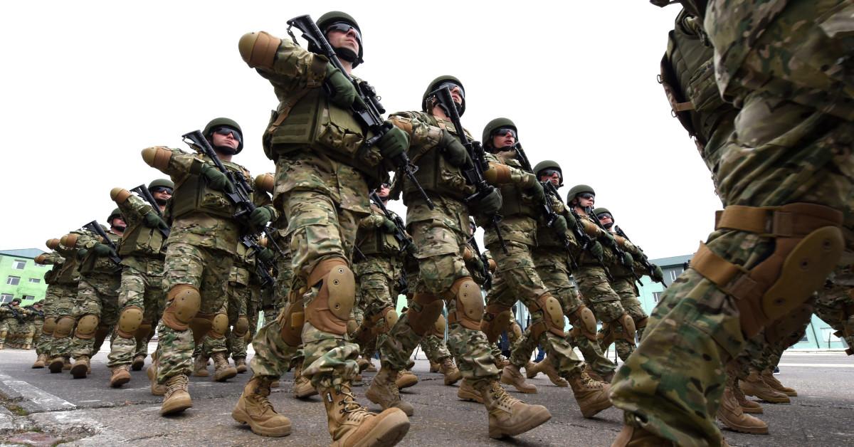 بالصور اقوى جيش في العالم , جيوش جرارة تحمي حمى الاوطان 3169 6