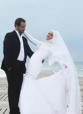 بالصور صور عريس وعروس , صور عرسان غاية في الروعة 3239 9