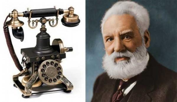 بالصور من اخترع الهاتف , تعرف علي مخترع الهاتف 3261 3