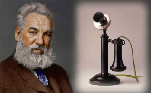 بالصور من اخترع الهاتف , تعرف علي مخترع الهاتف 3261 7