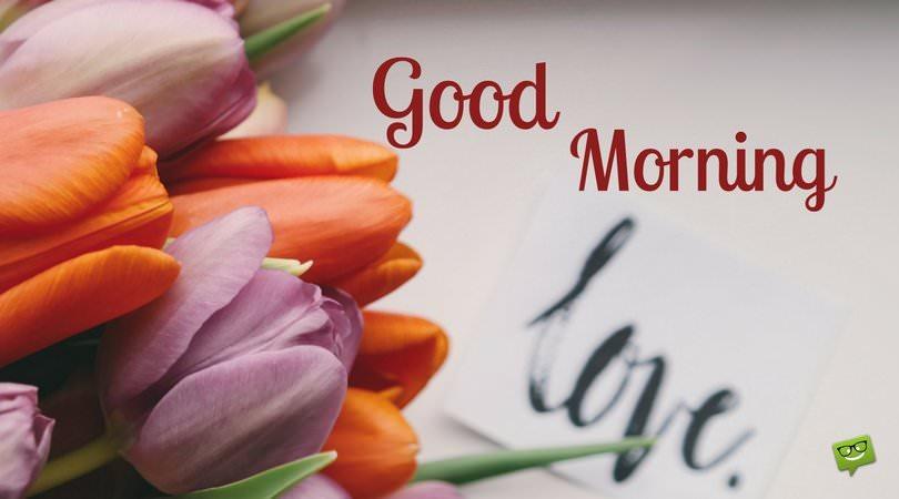 بالصور كلمات صباحية للحبيب , صباح الخير حبيبي 3378 6